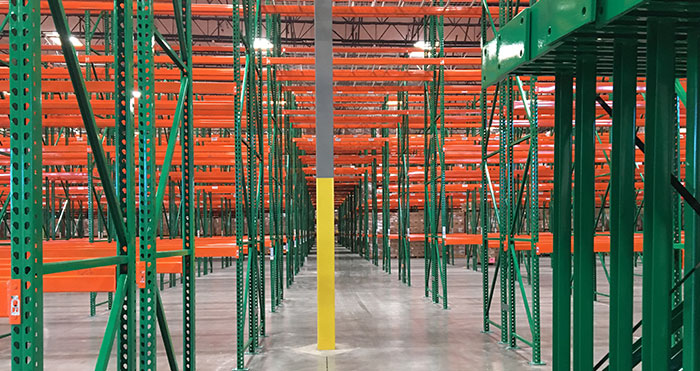 Montclair warehouse storage solutions