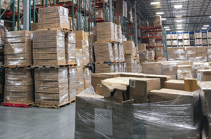 rancho cucamonga warehouse storage solutions
